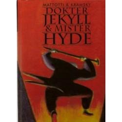 Mattotti<br>Dokter Jekyll & Mister Hyde
