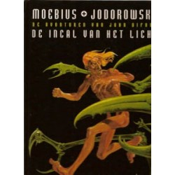 Moebius<br>John Difool 02<br>De incal van het licht HC