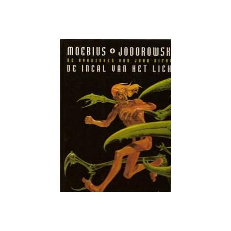 Moebius  John Difool 02 De incal van het licht HC herdruk
