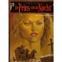 Prins van de nacht 04<br>Het dagboek van Maximilien HC