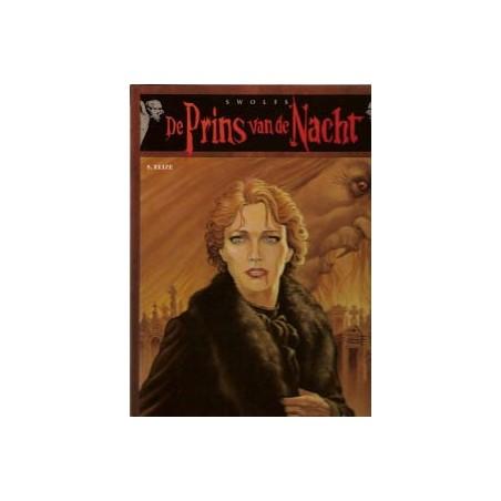 Prins van de nacht 05 Elize HC herdruk