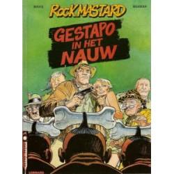 Boucq<br>Rock Mastard 01<br>Gestapo in het nauw
