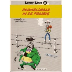 Lucky Luke 29 Prikkeldraad in de prairie