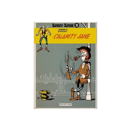 Lucky Luke  I 30 Calamity Jane