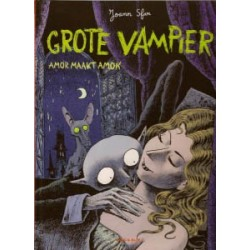 Sfar<br>Grote Vampier 01<br>Amor maakt amok HC