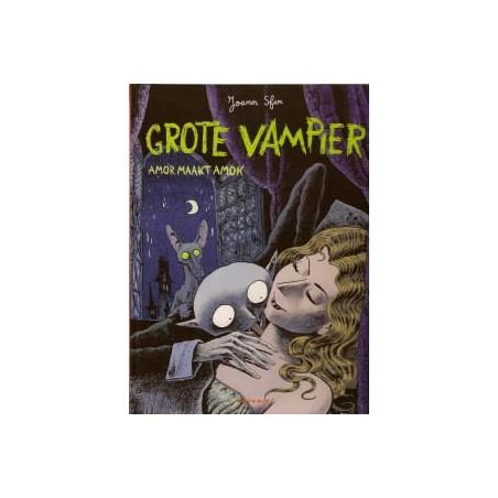 Sfar Grote Vampier 01 Amor maakt amok HC