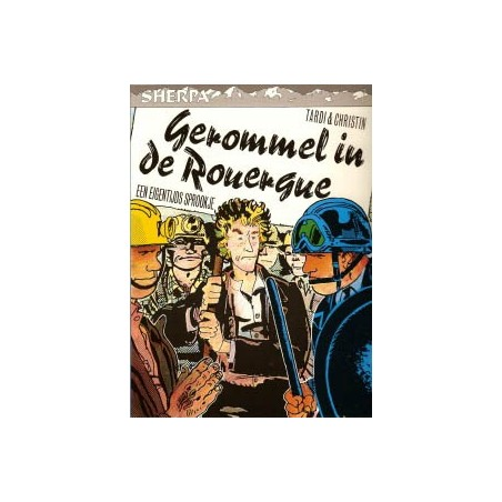 Tardi  strips Gerommel in de Rouergue