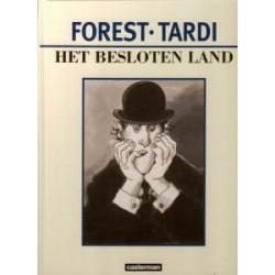 Tardi<br>Het besloten land HC