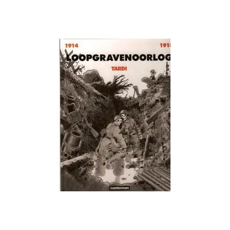 Tardi  strips HC Loopgravenoorlog