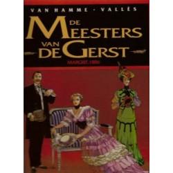 Meesters van de Gerst 02 - Magrit, 1886 HC