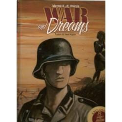 War and dreams 01 HC<br>Tussen twee kapen HC