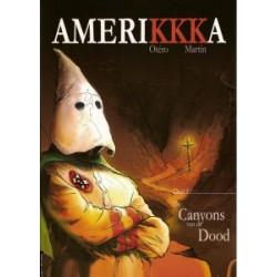 Amerikkka 01<br>De canyons van de dood