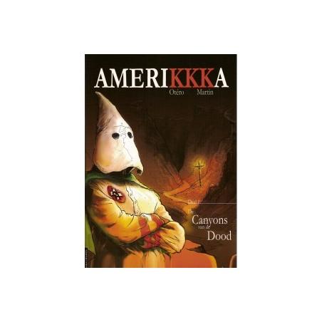 Amerikkka 01 De canyons van de dood