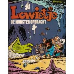 Lowietje 04 De monsteropdracht 1e druk 1979