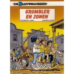 Blauwbloezen<br>R33 - Grumbler en zonen<br>Reclame album GB 1992