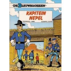 Blauwbloezen<br>R35 - Kapitein Nepel<br>Reclame album GB 1993