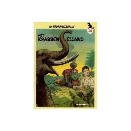 Beverpatroelje 26 Het krabbeneiland 1e druk 1987