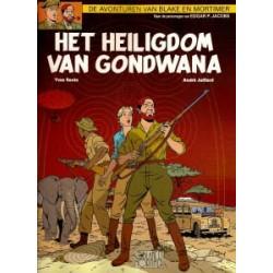 Blake & Mortimer 18 Het heiligdom van Gondwana SC