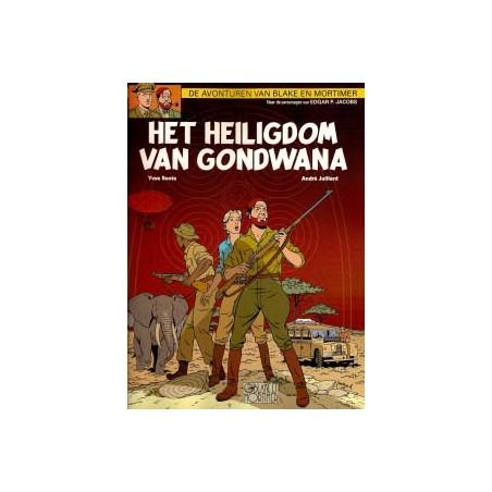 Blake & Mortimer  18 Het heiligdom van Gondwana