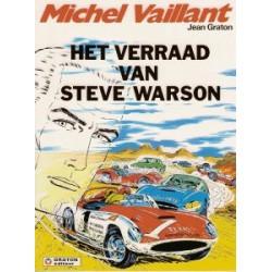 Michel Vaillant<br>06 - Het verraad van Steve Warson<br>herdruk