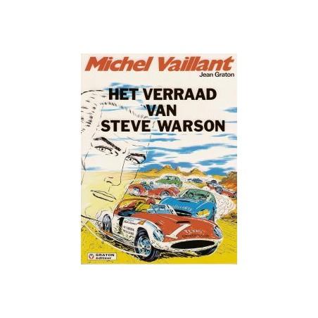 Michel Vaillant 06% Het verraad van Steve Warson herdruk