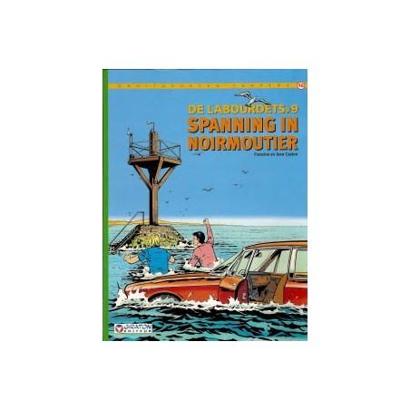 Onuitgegeven toppers 16 Labourdets 9 Spanning Noirmoutier 1e druk 2008