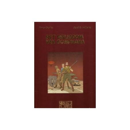 Blake & Mortimer Luxe HC 18 Het heiligdom van Gondwana 1e druk