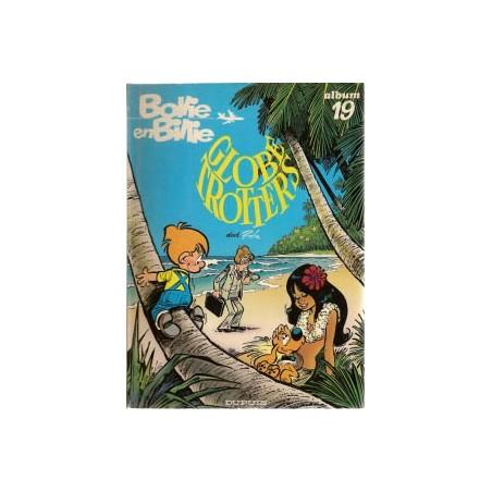 Bollie en Billie 19 - Globe trotters 1e druk 1982