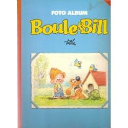 Boule & Bill Fotoalbum<br>1e druk 1987