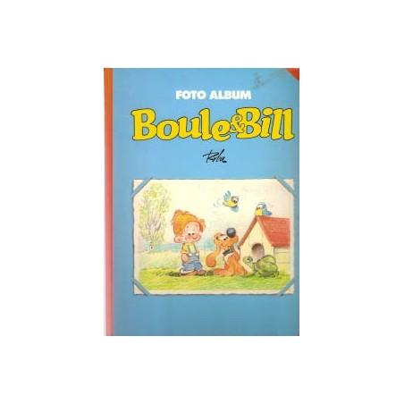 Boule & Bill Fotoalbum 1e druk 1987