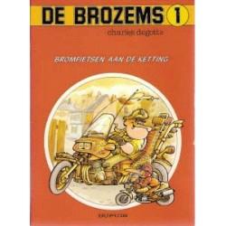Brozems setje<br>deel 1 t/m 8<br>1987-1993
