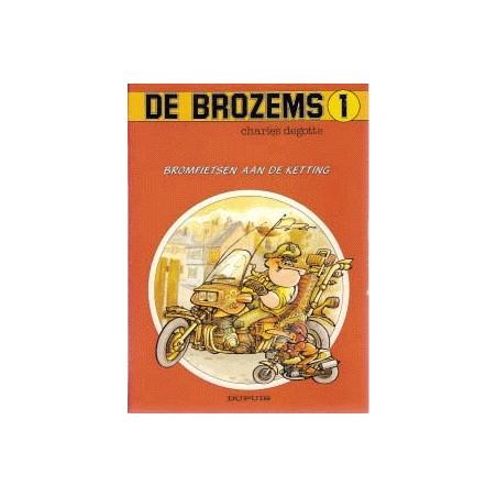 Brozems setje deel 1 t/m 8 1987-1993