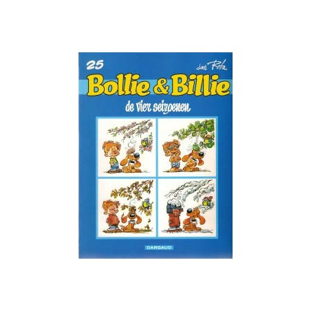 Bollie en Billie  25 De vier seizoenen