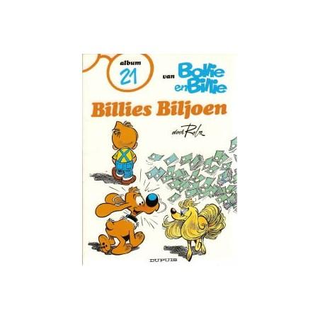 Bollie en Billie  21 Billies biljoen