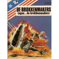 Brokkenmakers 04 Tegen…. De Brokkenmakers herdruk