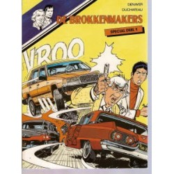 Brokkenmakers Special 01<br>Hoogspanning