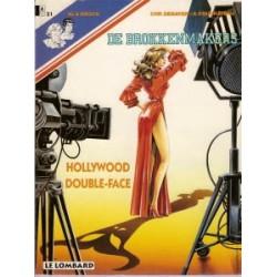 Brokkenmakers 21 Hollywood double-face 1e druk 1994