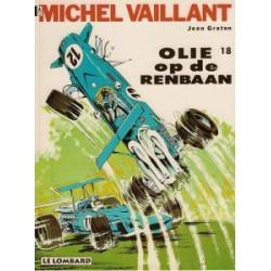 Michel Vaillant 18 Olie op de renbaan