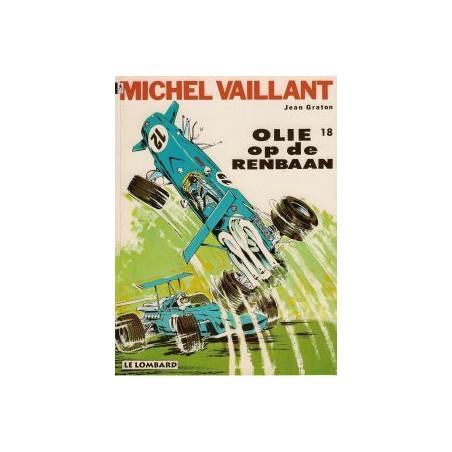 Michel Vaillant 18 Olie op de renbaan herdruk (90's)