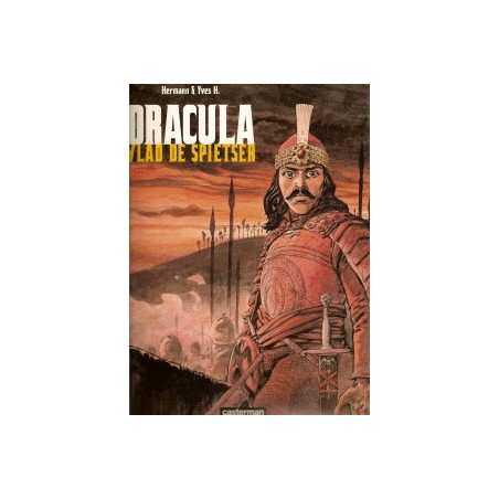Dracula set<br>Deel 1 t/m 3 SC