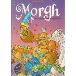 Massee Morgh Het amulet van mangothe