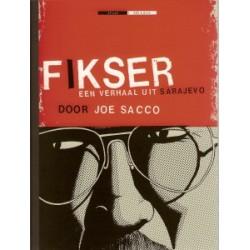 Sacco<br>Fikser<br>Een verhaal uit Sarajevo