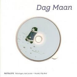 Jacobs Dag maan Kinderboek met cd