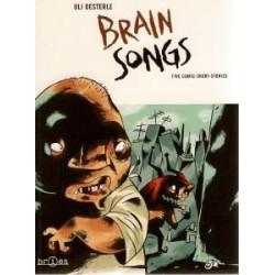 Oesterle Brain songs Five comic-short-stories
