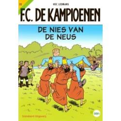 F.C. de Kampioenen 52<br>De nies van de neus