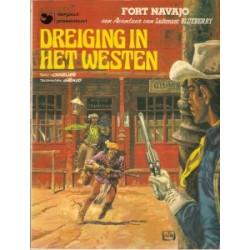 Blueberry 02* - Dreiging in het westen herdruk 1981