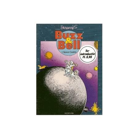 Buzz en Bell setje deel 1 & 2 1e drukken 1991
