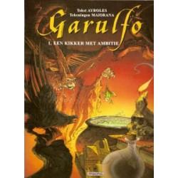 Garulfo 01<br>Een kikker met ambitie