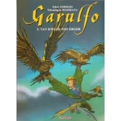 Garulfo 02<br>Van kwaad tot erger
