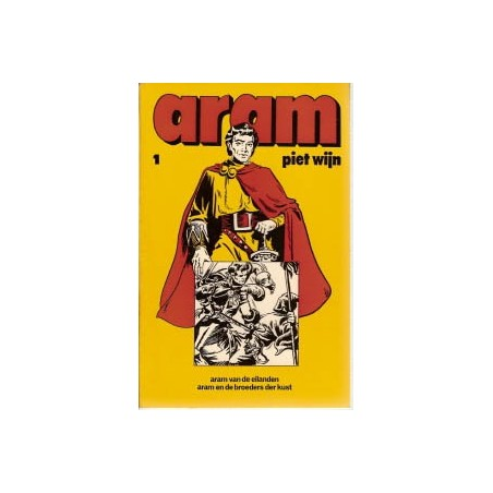 Aram pocket 01<br>Aram van de eilande e.a.<br>1973